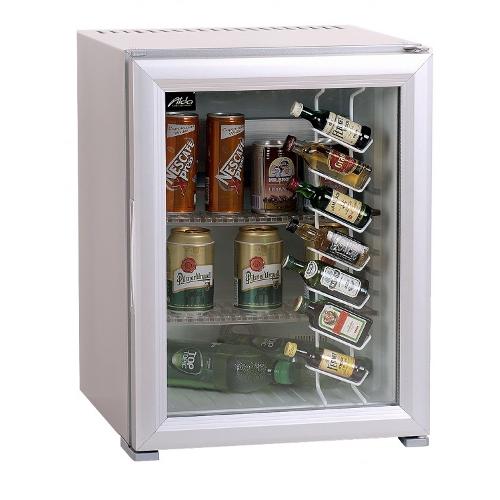 Minibar ECO - cu ușă de sticlă