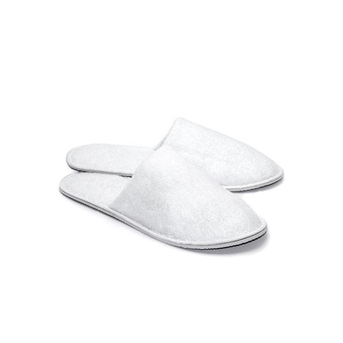 Papuci hotelieri simpli (vârf închis)