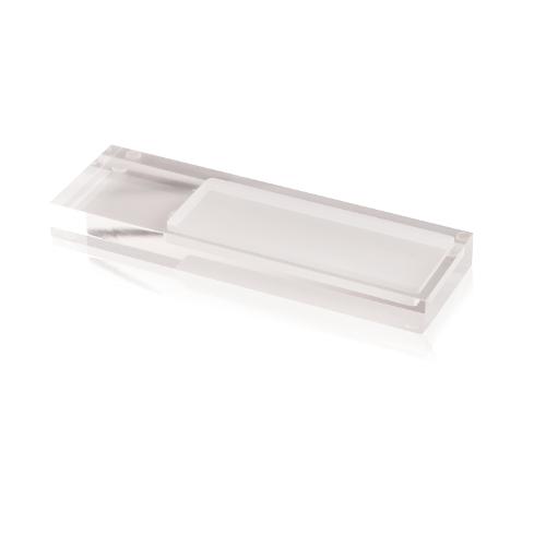 Tavă de prezentare transparentă (acril)