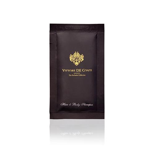 Vittore de Conti - Șampon plic (10 ml)