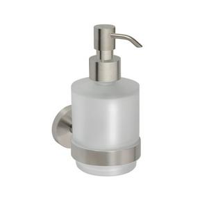 Neo - Dispenser pentru săpun, inox şlefuit, 200 ml