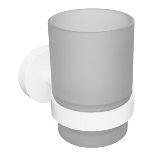 White - Suport pahar cu pahar