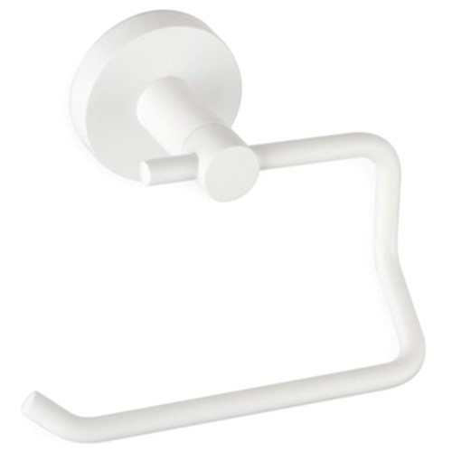 White - Suport fără capac pentru hârtia igienică