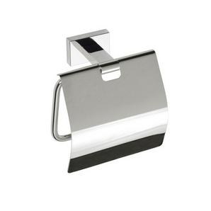 Plaza - Suport cu capac pentru hârtia igienică