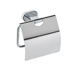 Oval - Suport cu capac pentru hârtia igienică