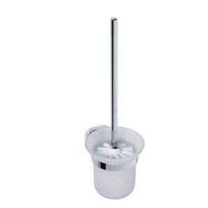 Oval - Suport perie pentru wc