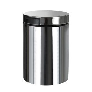 Coş de gunoi cu sistem de prindere pe perete, oţel inoxidabil, 3 l