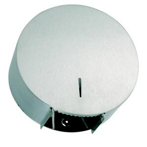 Jumbo-roll - Dispenser hârtie igienică (stainless - matt) - 260 mm