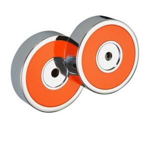 Trend-i - Suport detaşabil pentru accesorii (portocaliu)