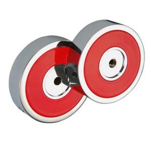 Trend-i - Suport detaşabil pentru accesorii (roşu)