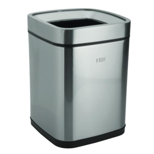 Coș de gunoi fără capac, 9 litri