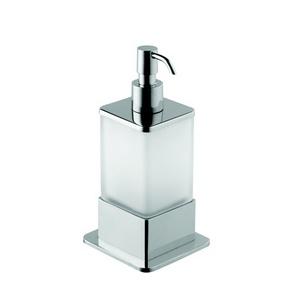 Plaza - Dispenser săpun lichid de sine stătător, 200 ml