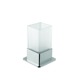 Plaza - Suport pahar de sine stătător, cu pahar