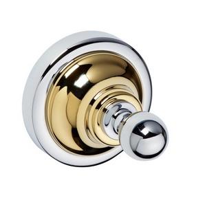 Retro - Cârlig simplu pentru halat - Gold