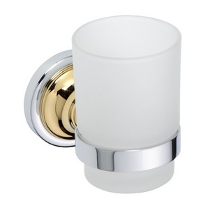 Retro : Suport pahar cu pahar (simplu) - Gold