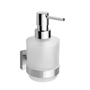 RIFT - Dispenser săpun cu vas de sticlă