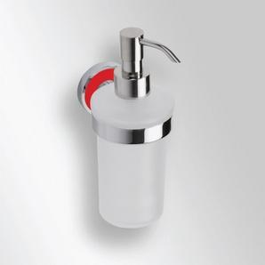 Trend-i - Dispenser (roşu) pentru săpun, 300 ml