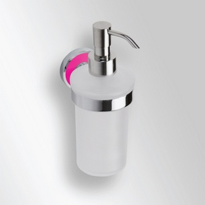 Trend-i - Dispenser (roz) pentru săpun, 300 ml