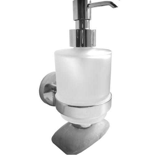 Omega : Dispenser săpun cu suport magnetic