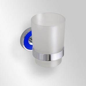 Trend-i - Suport (albastru) simplu pentru pahar