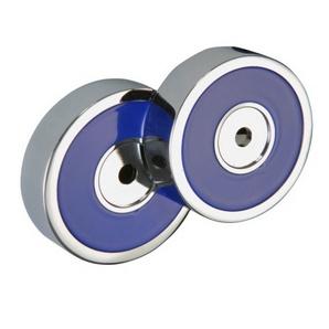 Trend-i - Suport detaşabil pentru accesorii (albastru)