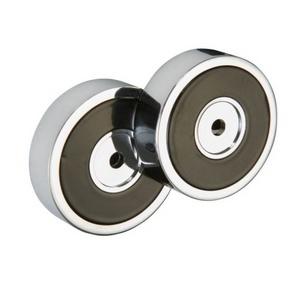 Trend-i - Suport detaşabil pentru accesorii (negru)