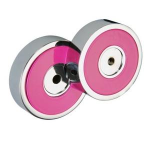 Trend-i - Suport detaşabil pentru accesorii (roz)