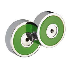 Trend-i - Suport detaşabil pentru accesorii (verde)