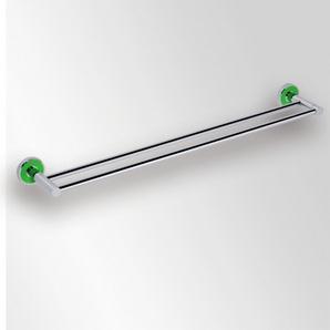 Trend-i - Suport dublu (verde) pentru prosoape
