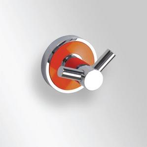 Trend-i - Suport dublu pentru halat (portocaliu)