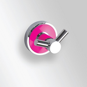 Trend-i - Suport dublu pentru halat (roz)