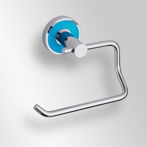 Trend-i - Suport fără capac pentru hârtia igienică (bleu)