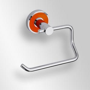 Trend-i - Suport fără capac pentru hârtia igienică (portocaliu)