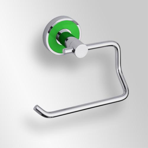 Trend-i - Suport fără capac pentru hârtia igienică (verde)