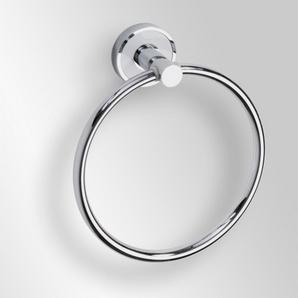 Trend-i - Suport inel pentru prosop (alb)