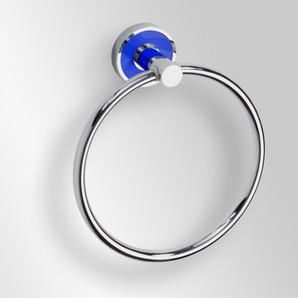 Trend-i - Suport inel pentru prosop (albastru)