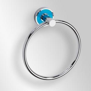 Trend-i - Suport inel pentru prosop (bleu)