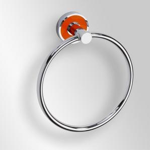 Trend-i - Suport inel pentru prosop (portocaliu)