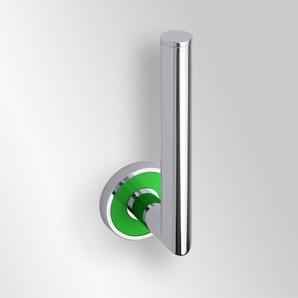 Trend-i - Suport pentru rezerva de hârtie igienică (verde)