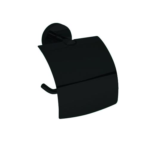 Dark - Suport cu capac pentru hârtia igienică