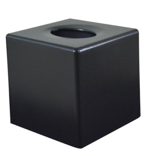 Cutie șervețele CUBE - neagră