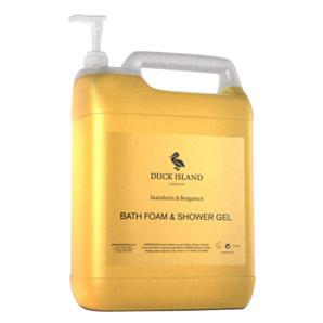 Gel de duş & spumă de baie (rezervă de 5 litri)
