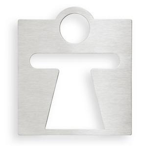 Indicator uşă toaletă femei