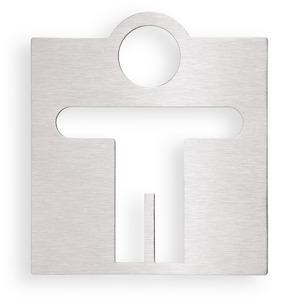 Indicator uşă toaletă bărbaţi