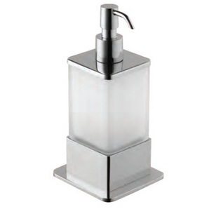 Dispenser săpun , satinated glass, 200ml