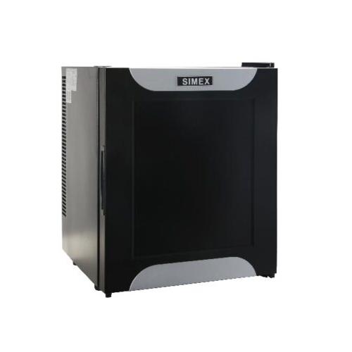 Minibar termoelectric - 28 litri (ușă plină)