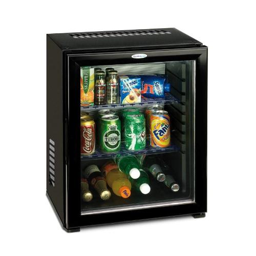 Minibar Peltier - ușă de sticlă (30 L)