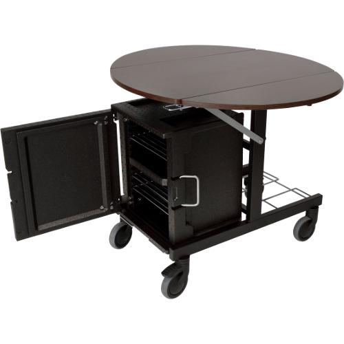 HotBox - unitate de încălzire pentru masă room-service