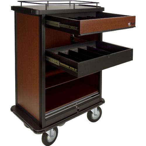 Raft suplimentar fix pentru cărucior aprovizionare minibar